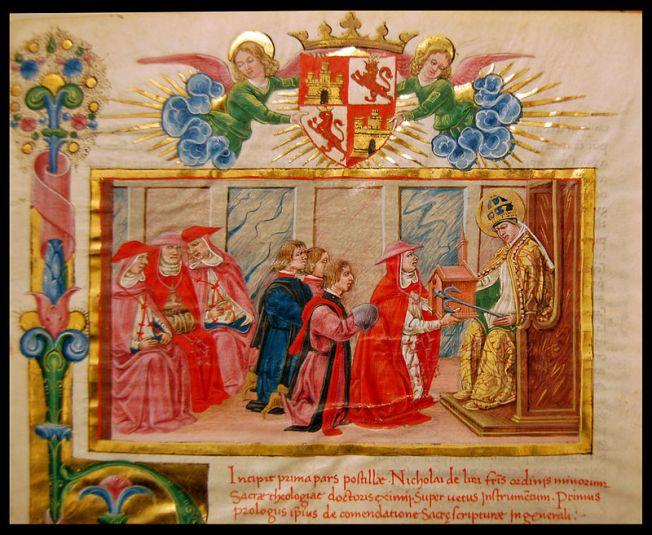 800px-Gil_de_Albornoz._Miniatura_códice_30,_fol._001r,_Real_Colegio_de_España_en_Bolonia