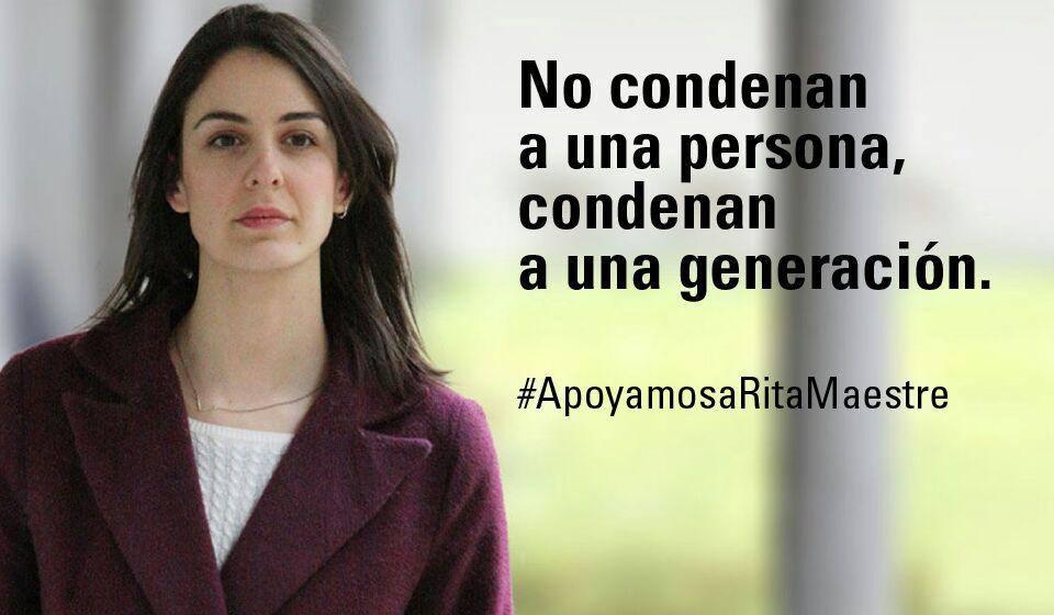 Rita Mastre debe dimitir